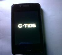 New G-Tide Android mobile smart phones E56