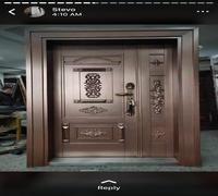 Cooper door