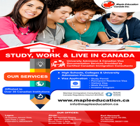 MAPLE EDUCATION CANADA