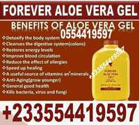 BENEFITS OF FOREVER ALOE VERA GEL  Aloe as Nature Intended  • 99.7% pure inner leaf aloe vera gel • No added preservatives • Supports healthy digestion • Promotes a healthy immune system • Supports nutrient absorption • Helps maintain natural energy levels • Vegan friendly • Vegetarian friendly • Gluten free  Imagine slicing open an aloe leaf and consuming the gel directly from the plant. Our Forever Aloe Vera Gel® is as close to the real thing as you can get! The first to receive certification by the Inter