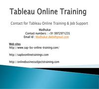 Tableau Training for Beginners