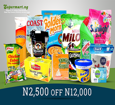 Discount on Supermart