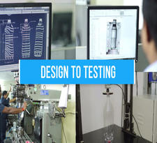 Design To Testing - Mould Manufacturer in India