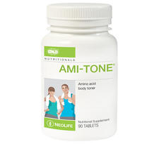 Supports and maintains lean muscle tone with selected free form amino acids