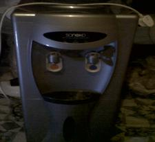 New Dispenser, with hot and cold taps
