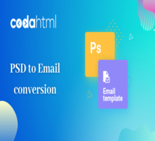 PSD to Email Conversion