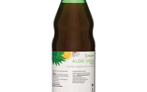 Time-tested goodness of pure Aloe Vera in an exclusive, proprietary blend creates a refreshing, delicious drink.