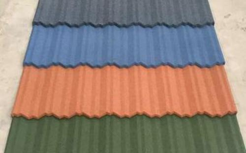 Quality Gerard stone coated roofing sheet with 50years warranty