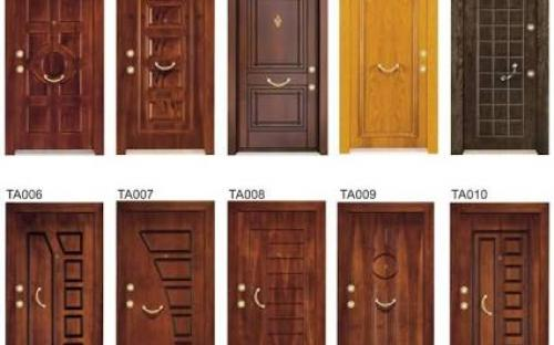 interior and exterior Turkish Doors