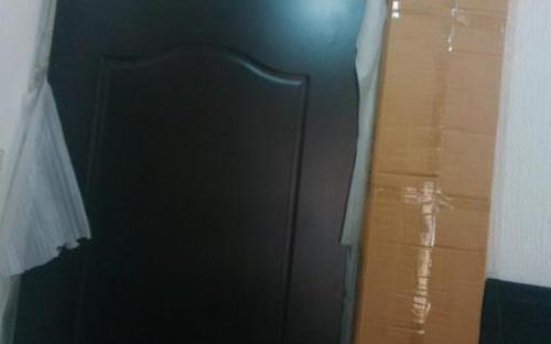 hardcore painting wooden door