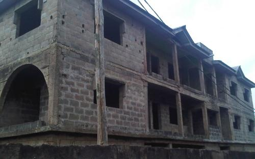 A 2 STOREY BUILDING FOR SALE