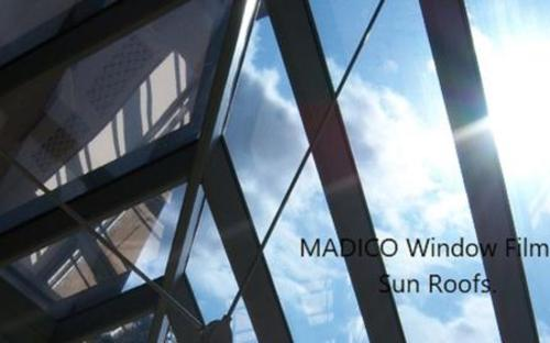 MADICO Window Tinting for Residence, Offices & Automobiles.